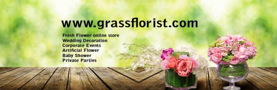GRASS FLORIST Cover Image