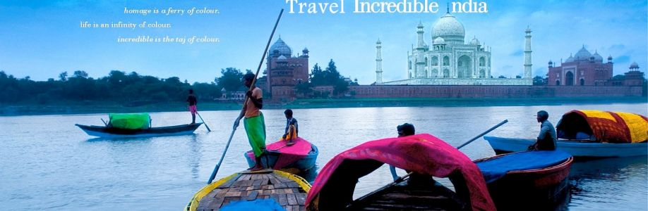 Travel Incredible India Cover Image