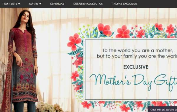Salwar Kameez Best Mothers Day Gift As Ethnic Wear This Summer