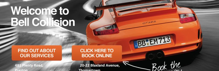 Bell Collision Repair Centre Cover Image