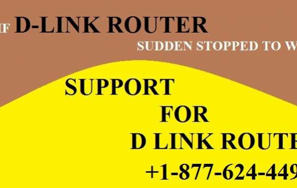 D-link router customer service