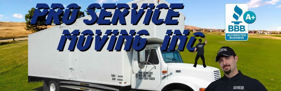 Pro Service Moving Cover Image