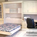 Custom Wall Beds for Living Space in Toronto – Space Age Closets