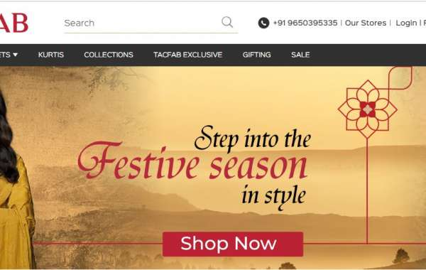 Navratri special: Buy salwar suit and salwar kameez online At Tacfab