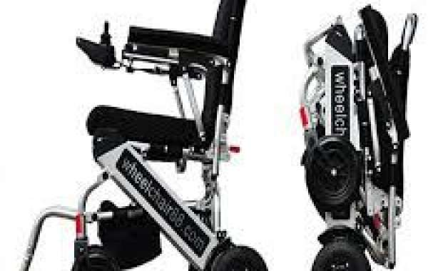 Get the wheelchair to have the Mobility at its best