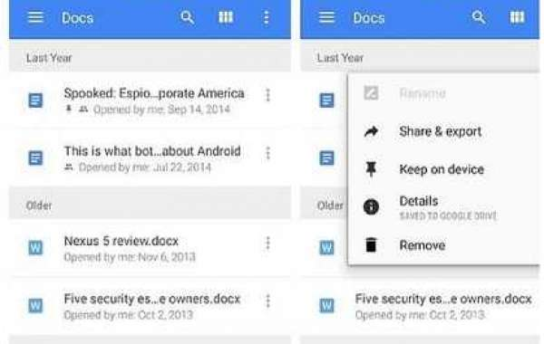 How to Enable and Use Google Docs Offline
