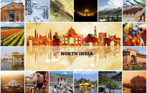 Discover North India Tourism