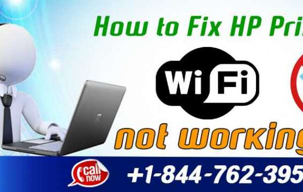 How to Fix HP Printer Wi-Fi not working issue