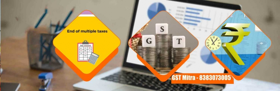 THE GST MITRA Cover Image