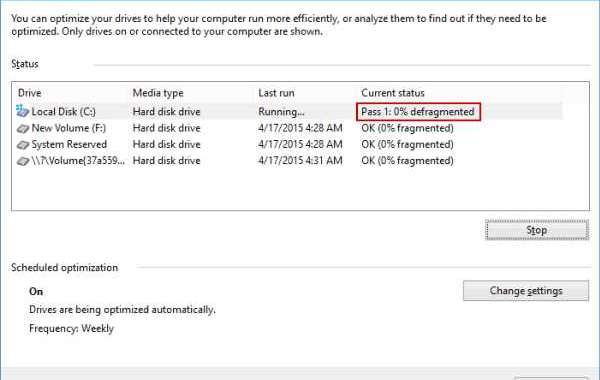 How to Optimize and Defrag Windows 10 Drives?