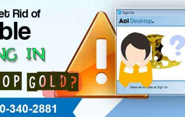 How to get rid of trouble signing in AOL Desktop Gold?