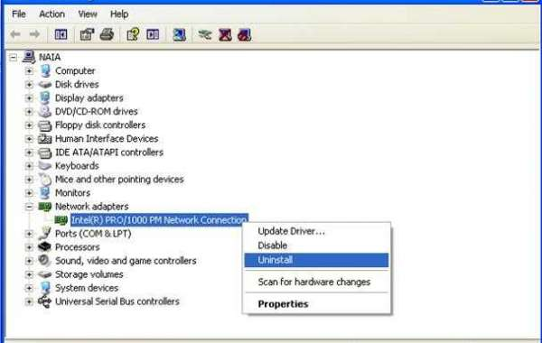 How to disable a device in Windows Device Manager?