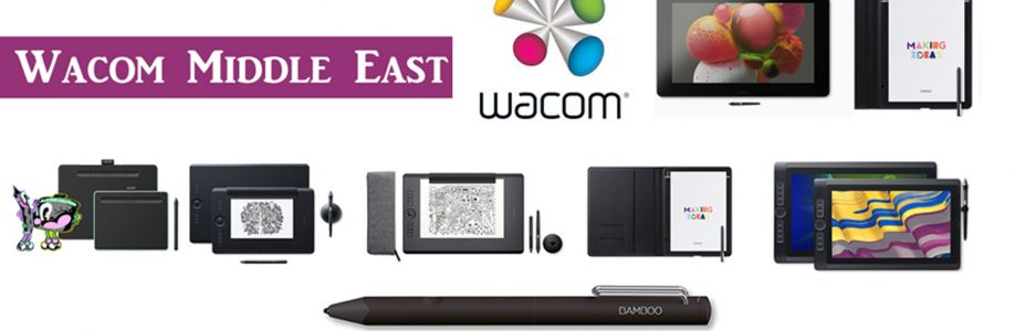 Wacom Middle East Cover Image