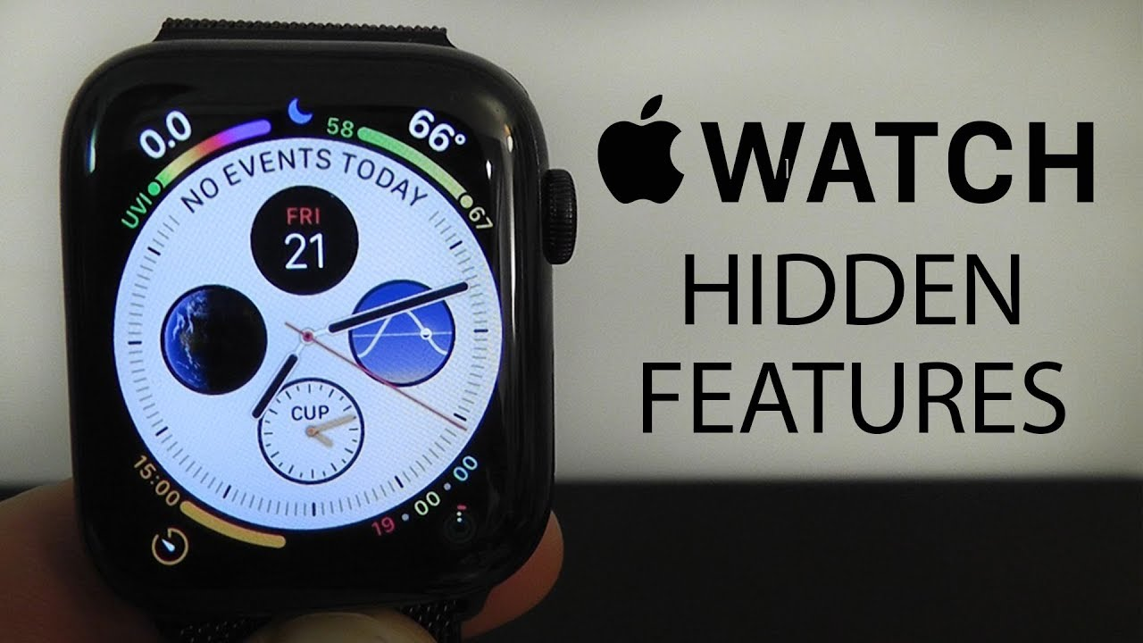 Hidden Tips And Tricks for Apple Watch – Steve Rogers