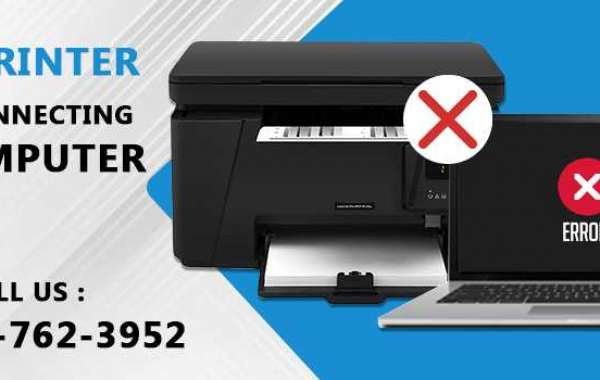1-844-762-3952   HP Printer Not Connecting To Computer