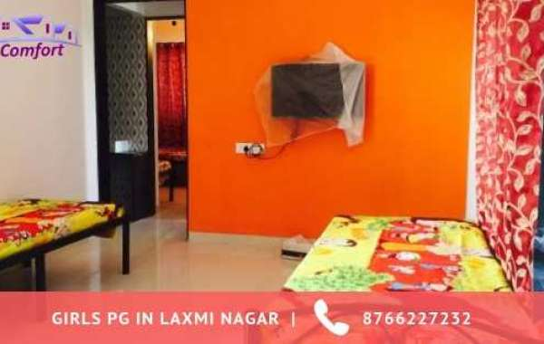 GET THE BEST GIRL PG IN LAXMI NAGAR DELHI
