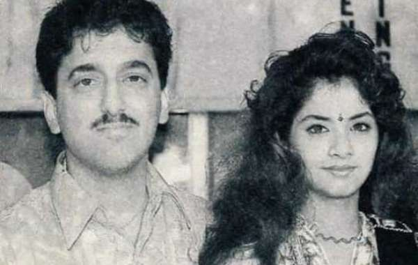 Victims of the Glamorous Dream: Divya Bharti