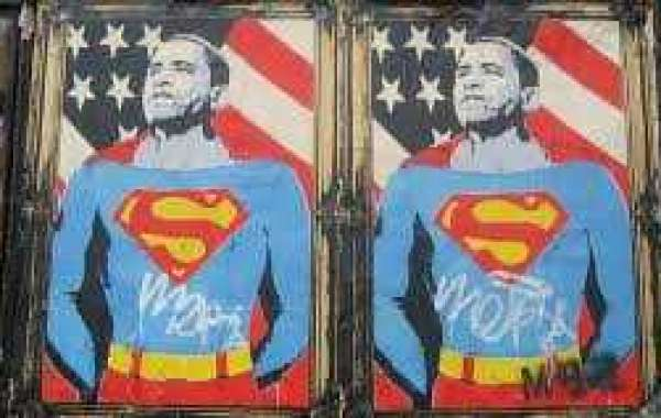Can Superheroes be Political?