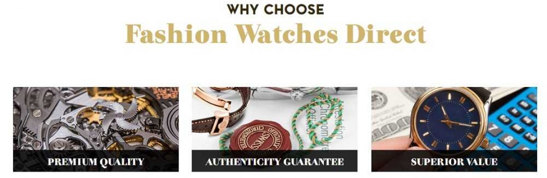 Fashion Watches Direct4you Cover Image