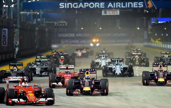 F1 Singapore Grand Prix 2019 Packages