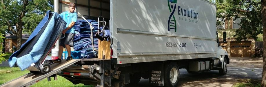 Evolution Moving Company FW Cover Image
