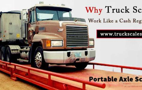 Why Truck Scales Work Like A Cash Register?