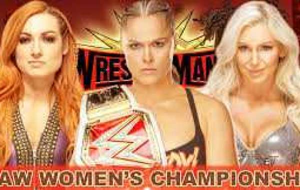 WrestleMania 35 To Feature Women Wrestlers for First Time in The Main Event
