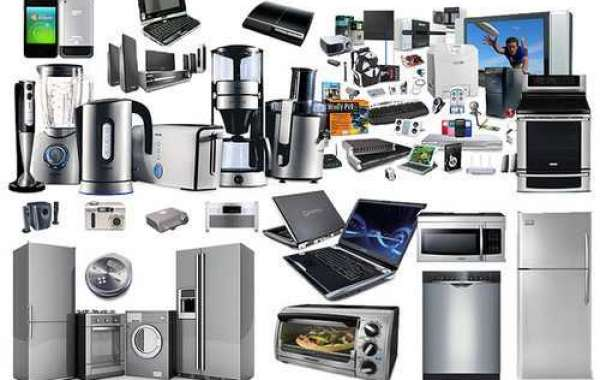 Electronic appliances for home