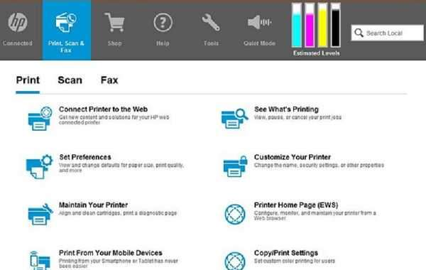 HP printer assistant & resolve issues instantly