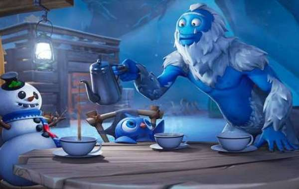 A New Sneaky Snowman Item Added to Fortnite