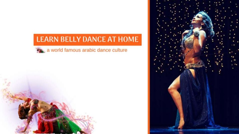 Learn Belly Dance at Home a World Famous Arabic Dance Culture
