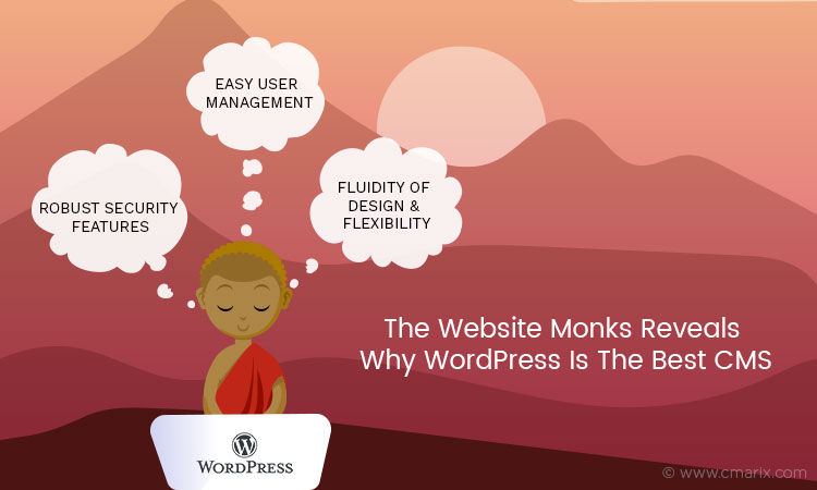 Website Monks Reveals Why WordPress Is The Best CMS For Web Development