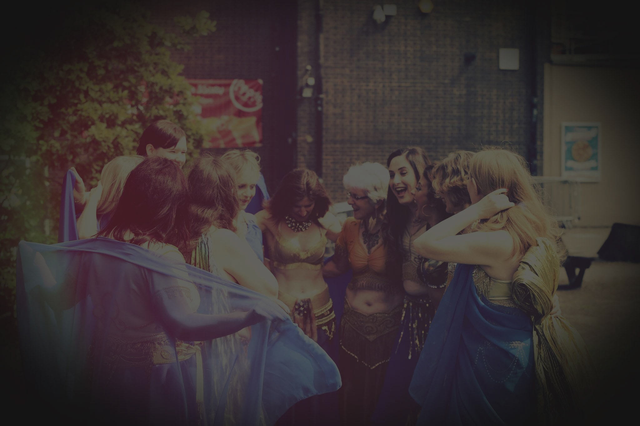 Belly Dance Classes London | Belly Dance Course By Katie Alyce