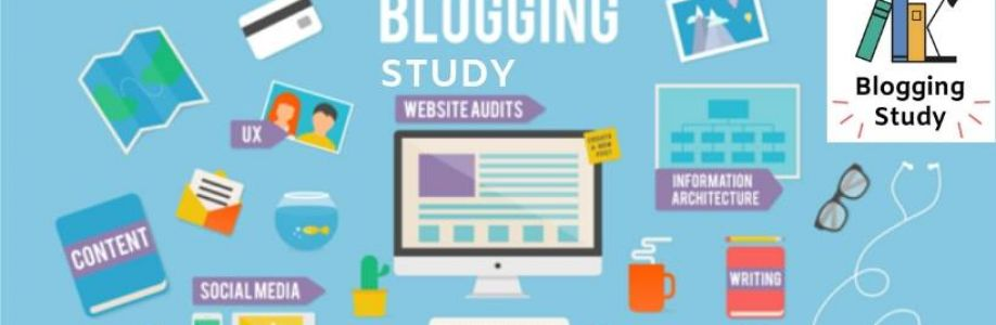 Blogging Study Cover Image