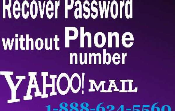 How to recover Yahoo Password Without Phone Number