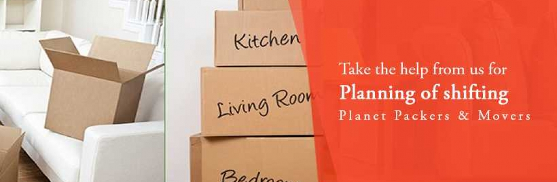 Planet Packers Movers Cover Image