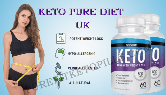 Keto Pure UK - Dragons Den Keto Pure UK Reviews - purefitketopills.com