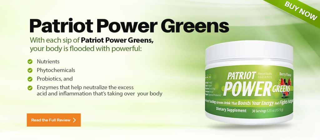 Patriot Power Greens : Read this Before Buying! Reviews & Side Effects!