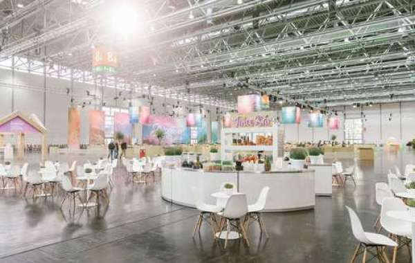 6 Types of Flooring for Trade Show