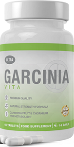 Garcinia Vita Reviews (UK) - Dragons Den Diet Pills Price! Where To Buy?