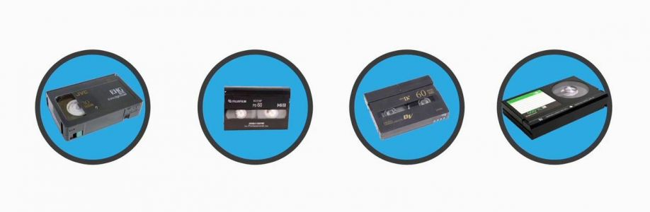 Tapes To Digital Cover Image