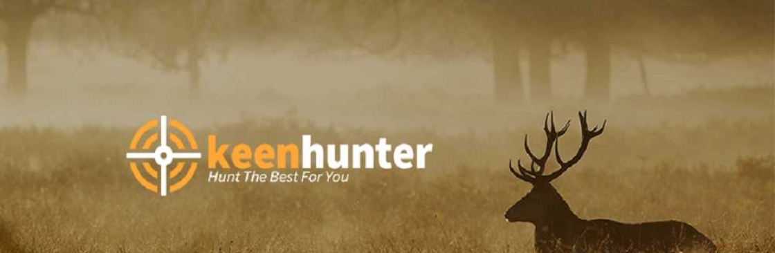 The Keen Hunter Cover Image