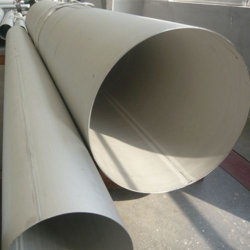 Large Diameter Stainless Steel Pipes Manufacturers, SS A358, A312
