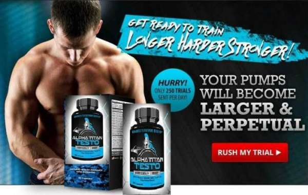 Alpha Titan Testo - Influencing the Quality of Testosterone Level !