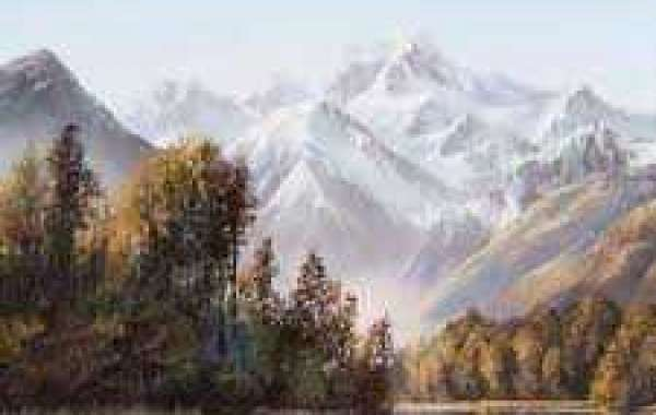 Embellish Your Home With Beautiful Landscape Paintings!!
