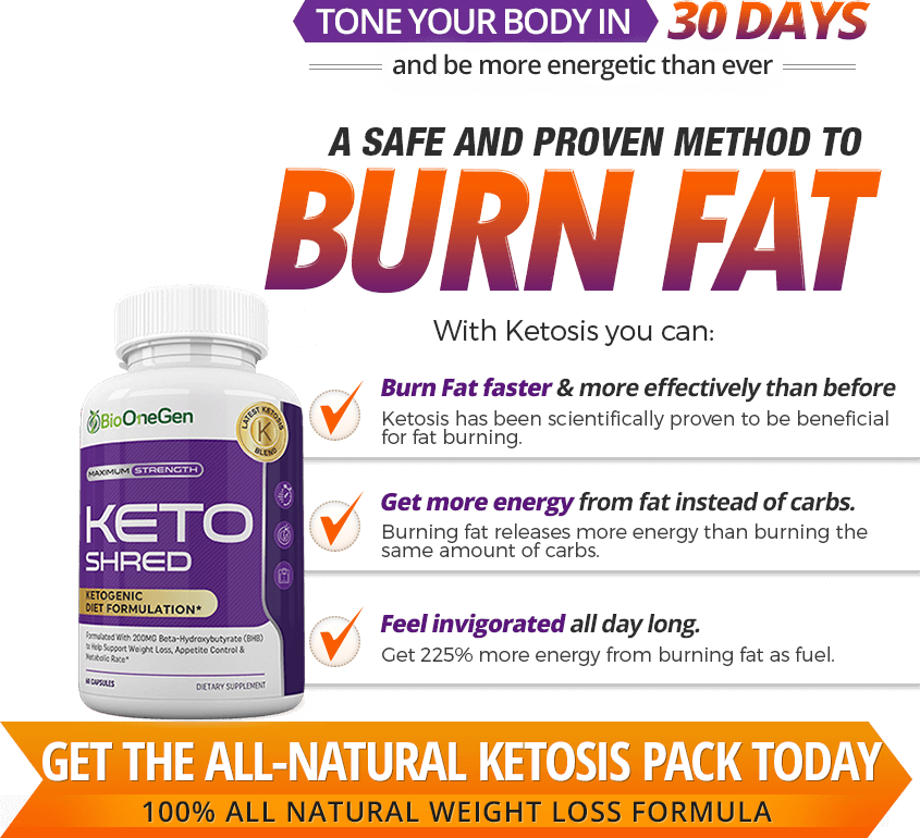 KETO SHRED : Ingredients, Review, Does It Work, Where to Buy? - Regal Books