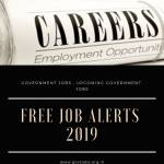Free Job Alerts Government Jobs Profile Picture
