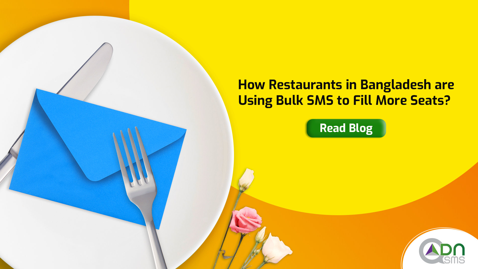 How Restaurants in Bangladesh are Using Bulk SMS? - ADNsms