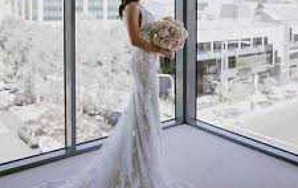 How to Choose a Perfect Bridal Dress for a Wedding?