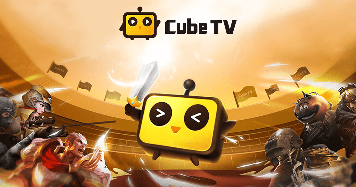 Way to earn money by playing games: Cube tv - KheloMgames